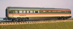 374-379 Graham Farish: Mk3 75ft. Coach TRFB 'Intercity Swallow'
